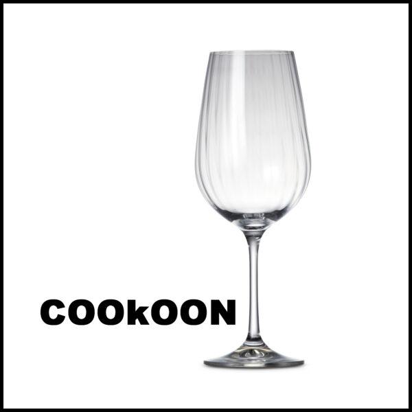 s&p romance wijnglas