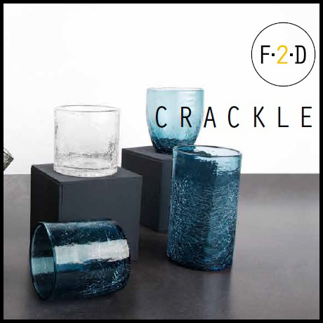 F2D CRACKLE LOGO