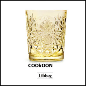 libbey hobstar pale yellow