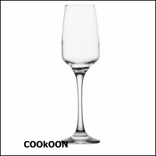 LAL CHAMPAGNE GLASS 23CL SET6 170007