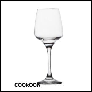 LAL WINE GLAS 29,5CL SET6 170005