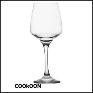 LAL WINE GLASS 33CL SET6 170006