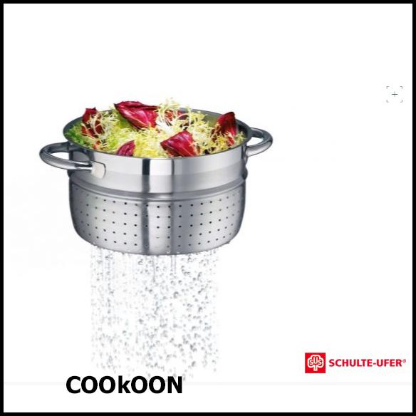 SUS kookpot confituur vergiet 2
