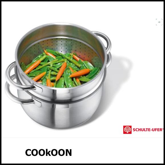 SUS kookpot confituur vergiet 3