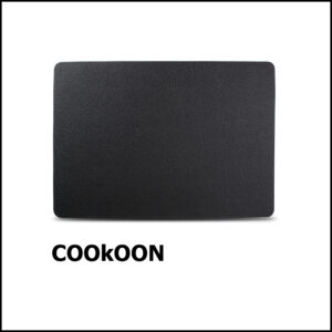s&p Placemat 43x30cm leather black TableTop 805212