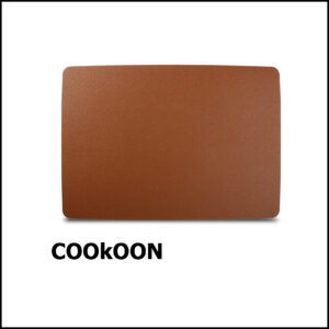 s&p Placemat 43x30cm leather brown TableTop 805210