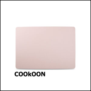 s&p Placemat 43x30cm leather pink TableTop 805213