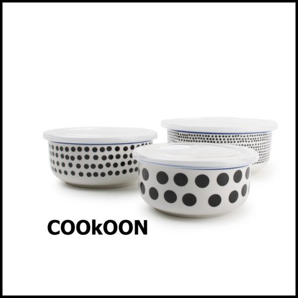 s&p lunch bowl set van 3 sp48497