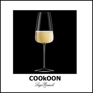 Luigi Bormioli I Meravigliosi 6 champagnefluiten 40cl
