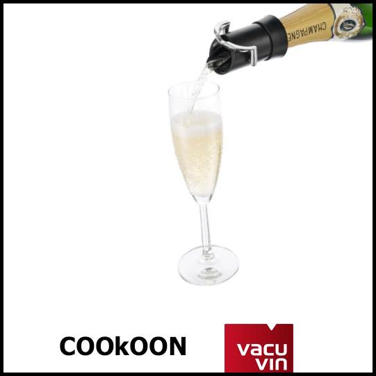 VACU VIN champagne schenk en afsluitdop