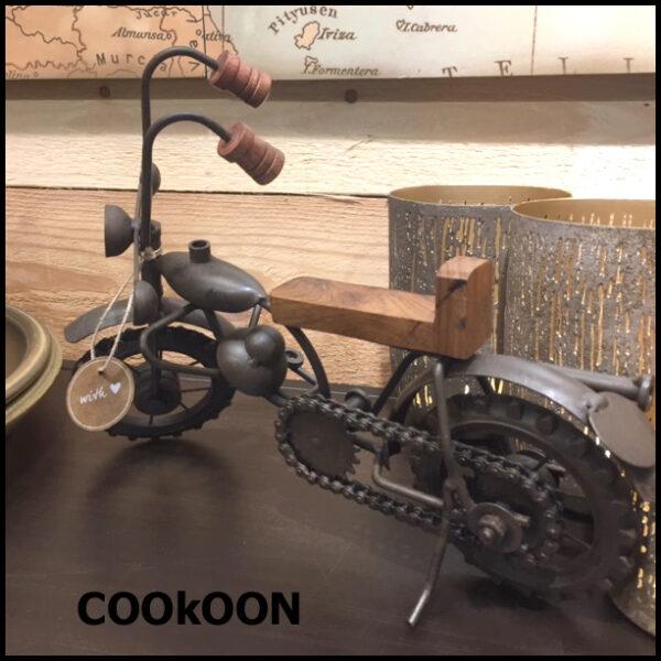 DECO MOTOR METAAL