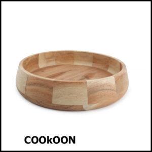 ONA CRUDE Bowl 28xH6cm