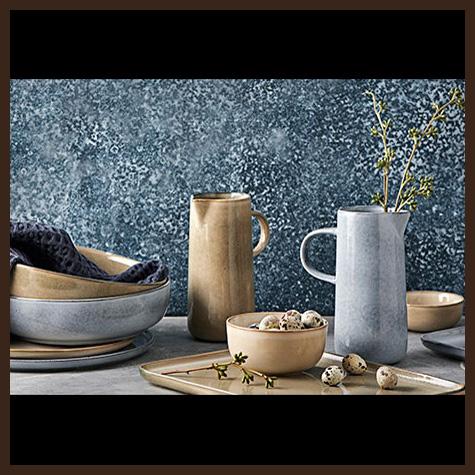 S&P RELIC stoneware