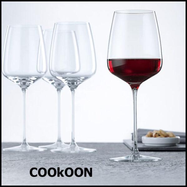 Spiegelau rode wijnglas BORDEAU Willsberger Anniversary set van 4