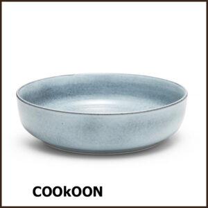 s&p relic blue bowl kom 28xH7cm