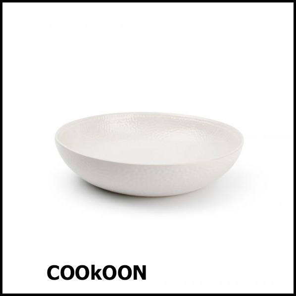 s&p mielo white bowl diep bord 21.5xH5cm