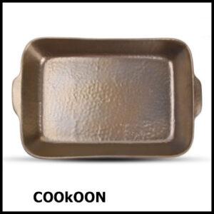s&p ovenschaal rechthoekig gold
