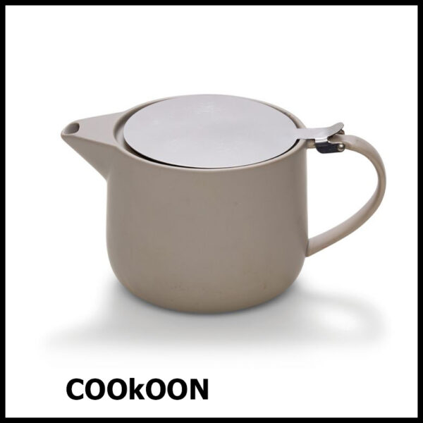 s&p theepot taupe