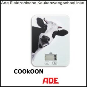 Ade Elektronische Keukenweegschaal INKA