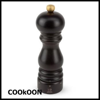 peugeot paris select hout chocolat zoutmolen - 18 cm