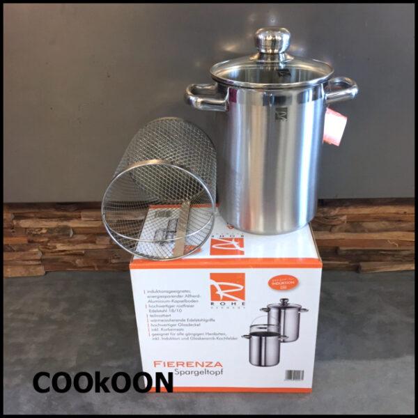 ROHE asperge-kookpot