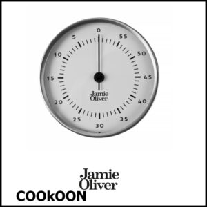 rvs Jamie Oliver Mechanische Keukentimer