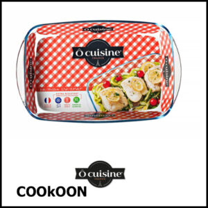 Ô cuisine rechthoekige ovenschotel 2l - 32x20cm